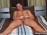 Drew Brady Busts A Nut At College Dudes