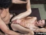 College Dudes – Buddy Davis Fucks Carter Nash