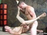 College Dudes – Calvin Conners Fucks Kurt Wild