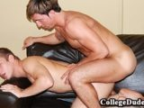 College Dudes – Jimmy Durano Fucks Jack Griffin