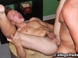 College Dudes – Adam Campbell Fucks Rob Ryder