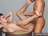 College Dudes – Adam Fucks Ryan