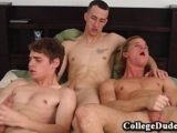 College Dudes – Criss, Dallas And Sean