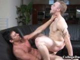 College Dudes – Brandon Rose Fucks Cole Gartner