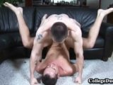 College Dudes – Sean Summers Fucks Devin Adams