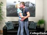 I Love This Kissing Scene With Bryan Cavallo